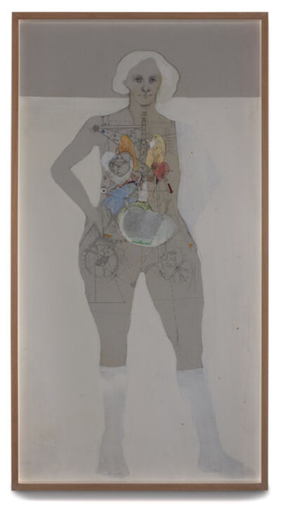 Lynn Hershman Leeson, 'X-Ray Woman', 1963