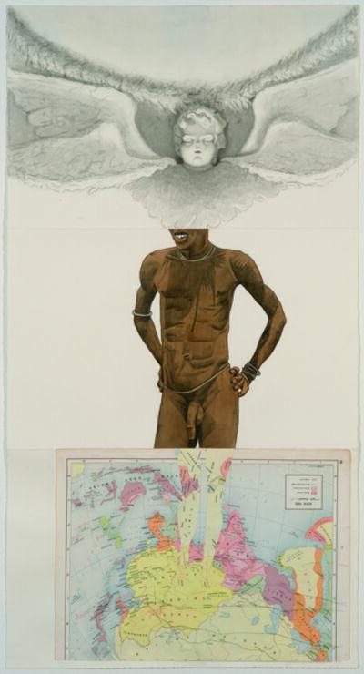 Matvey Levenstein, 'Exquisite Corpse 125', ca. 2011
