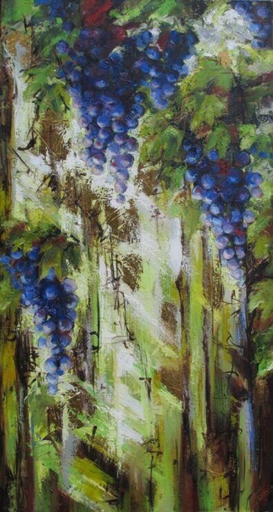 Ksenia Kolesnikova, 'Grape', 2019