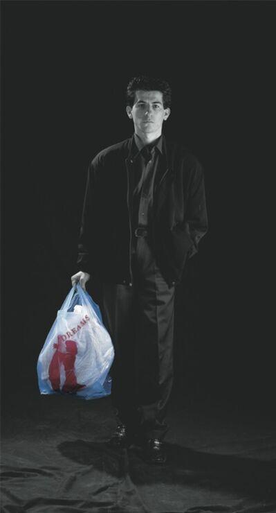 Hüseyin Bahri Alptekin, 'DÜŞLER / DREAMS', 1999