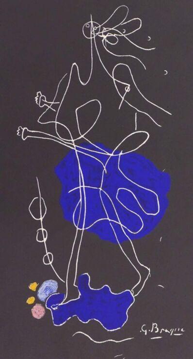Georges Braque, 'Ajax ', 1964