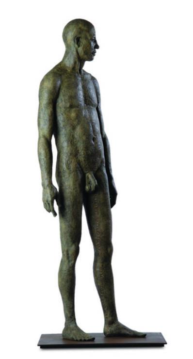James Mathison, 'Hombre Texto II', 2006