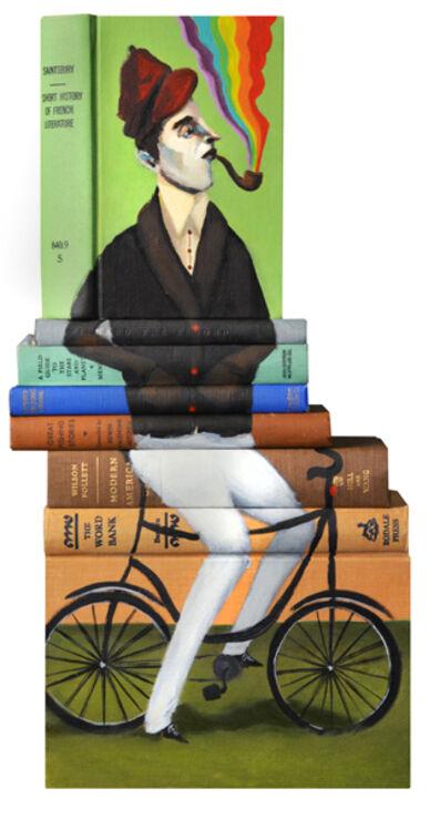 Mike Stilkey, 'Short History of French Literature', 2019