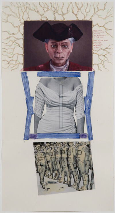 Matthew Weinstein, 'Exquisite Corpse 116', ca. 2011