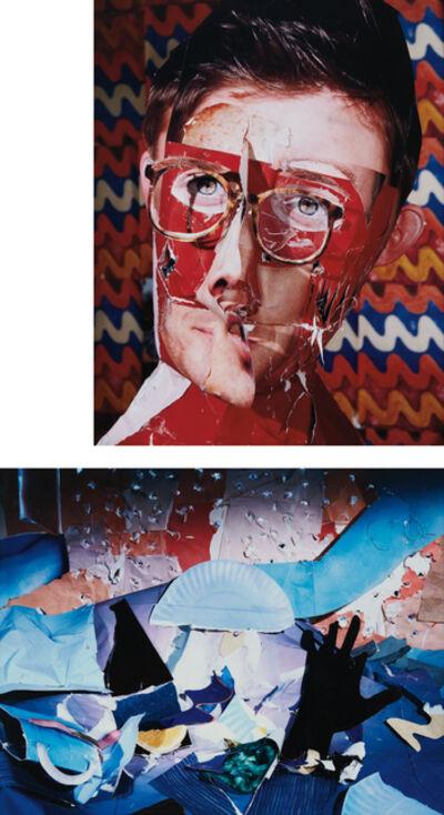 Daniel Gordon, 'Two works: (i) July 19; (ii) July 30', 2009