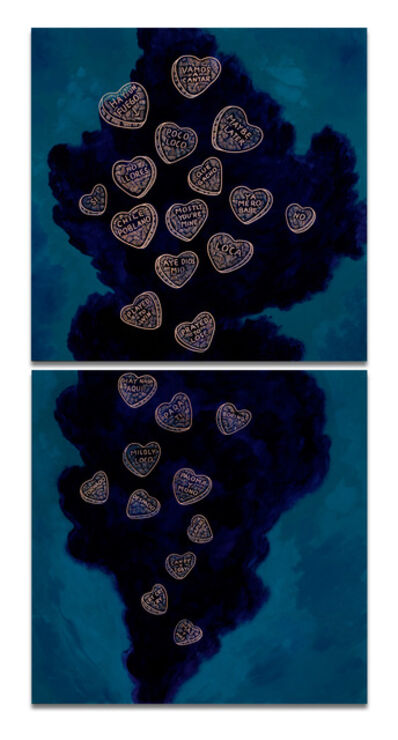 Richard Armendariz, 'Candy Hearts', 2015