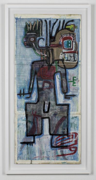 Albano Cardoso, 'Etno Beat Blues', 2016