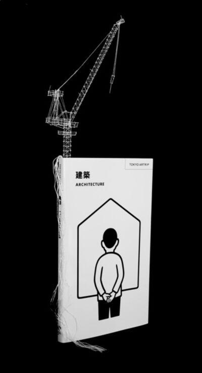 """Takahiro Iwasaki, 'Tectonic Model (""""ARCHITECTURE"""")', 2019"""