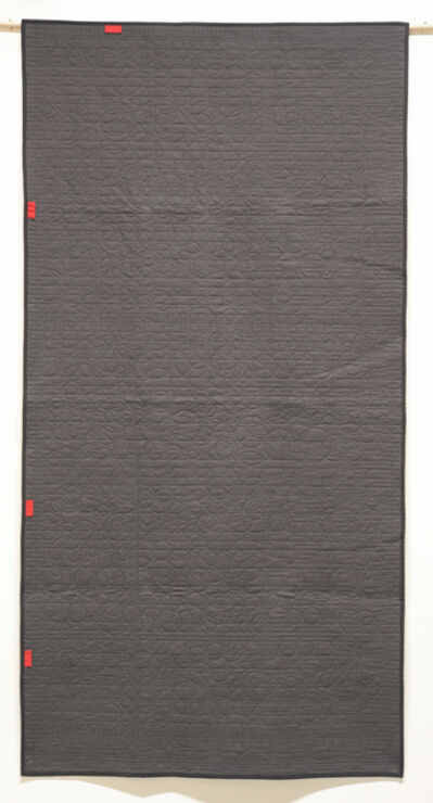 Kathy McTavish, 'Generative Textile Drawing (lg2)', 2018