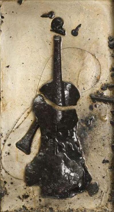 Arman, 'Violon brulé', 1967