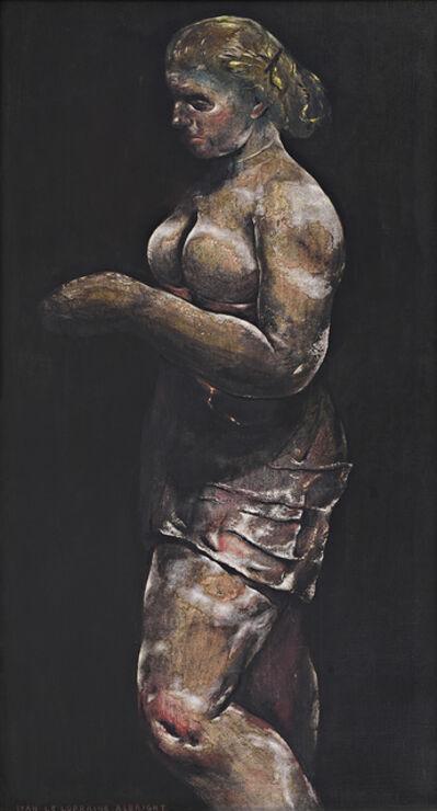 Ivan Le Lorraine Albright, 'After the Race ', 1938
