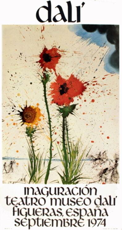 Salvador Dalí, 'Spring Explosive', 1974