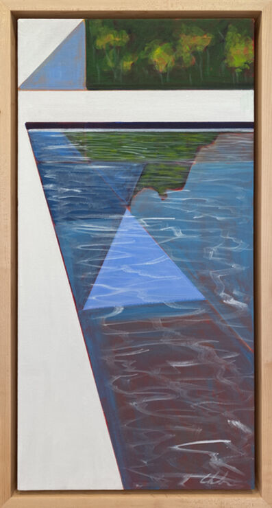 Melissa Chandon, 'Pool Abstraction', 2021