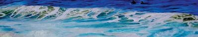 Kay Bradner, 'Foam Wave', 2011