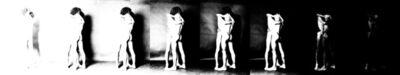 Eduardo Kac, 'Pornogram 5', 1982