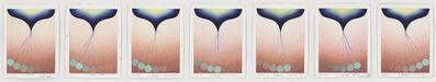 Loie Hollowell, 'Pendulum – Body Pivot 1/7 - 7/7', July 9, 11, 2017