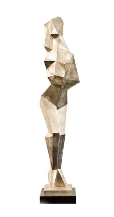 Jim Ritchie, 'Cubist Nude 102, ed. 2/8', 1994