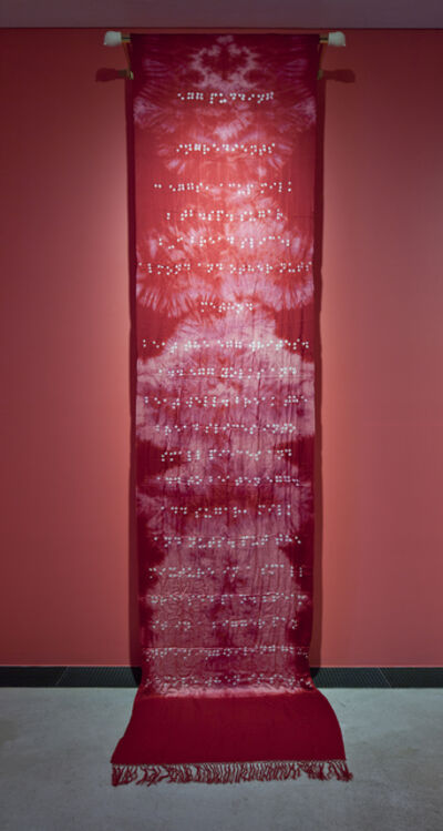 Reena Saini Kallat, 'Walls of the Womb', 2007
