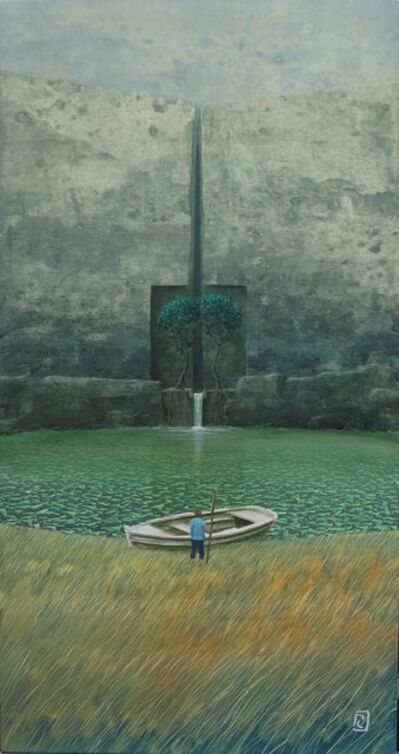 Philippe Charles Jacquet, 'A la source', 2018