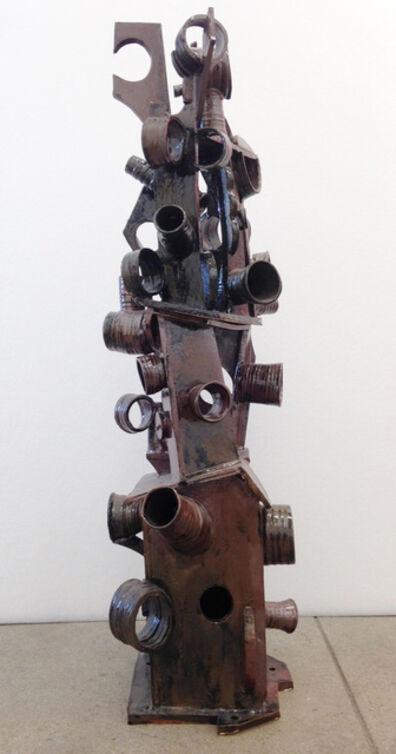 Ann Agee, 'Ruffles', 2013