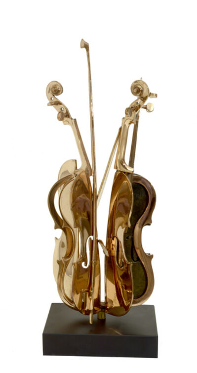 Arman, 'Violon et Archet Multiforme. (Untitled)', 1994