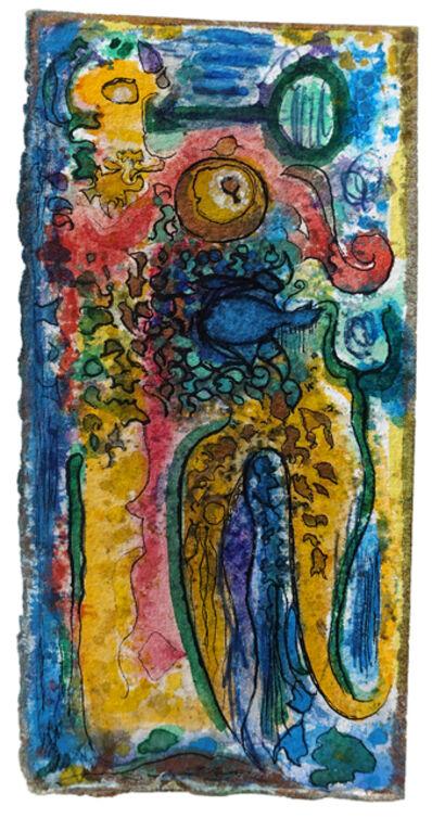 Richard Pousette-Dart, 'Blue Swan', ca. 1950