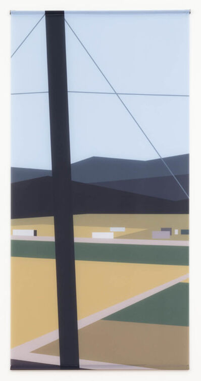 Julian Opie, 'Seoul - Busan 2', 2018