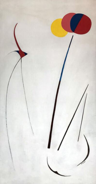 Louis Ribak, 'Jugglers', 1974