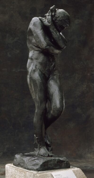 Auguste Rodin, 'Eve', first modeled ca. 1881; this cast 1968