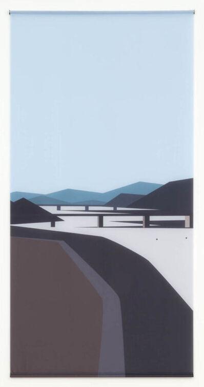 Julian Opie, 'Seoul - Busan 5', 2018