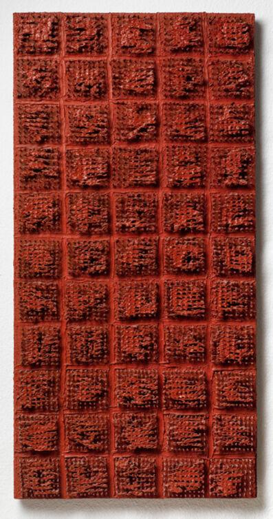 Bernard Aubertin, '3300 Clous (Clous 61)', 1961
