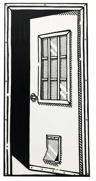 Joshua Vides, 'Door', 2019