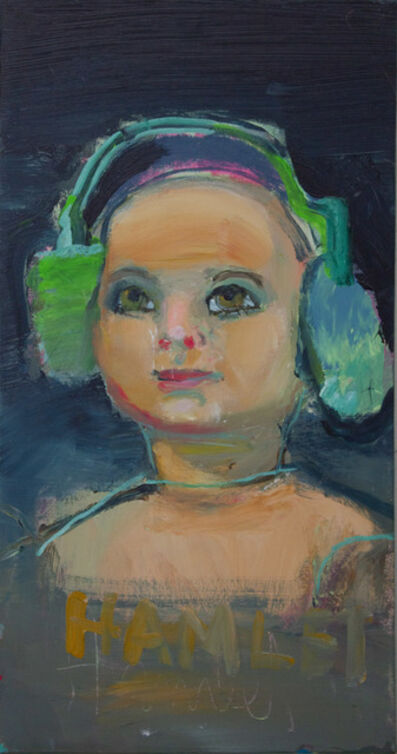 Elena Balsiukaitė-Brazdžiūnienė, 'Hamlet', 2019
