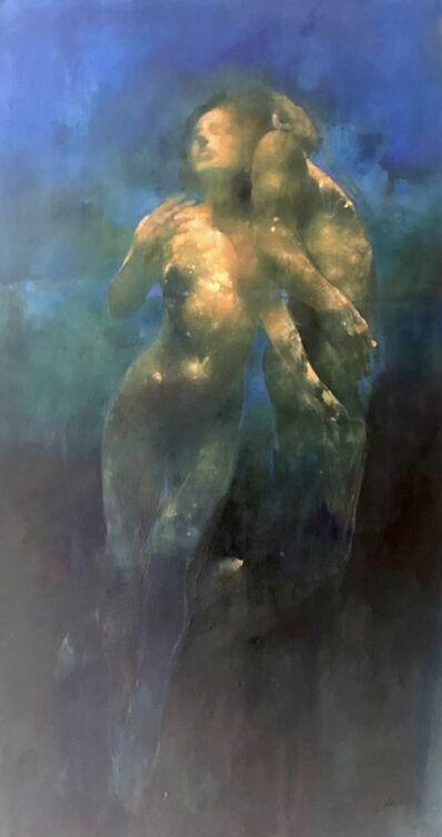 Bill Bate, 'Resonant Blue', 2020