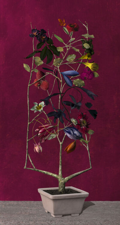 Bas Meeuws, 'Hommage à Sanyu (#08) ', 2018