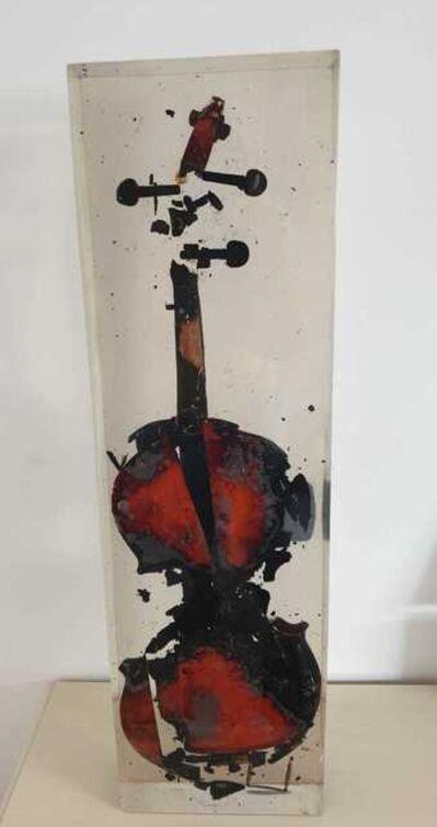 Arman, 'Violon', 1967