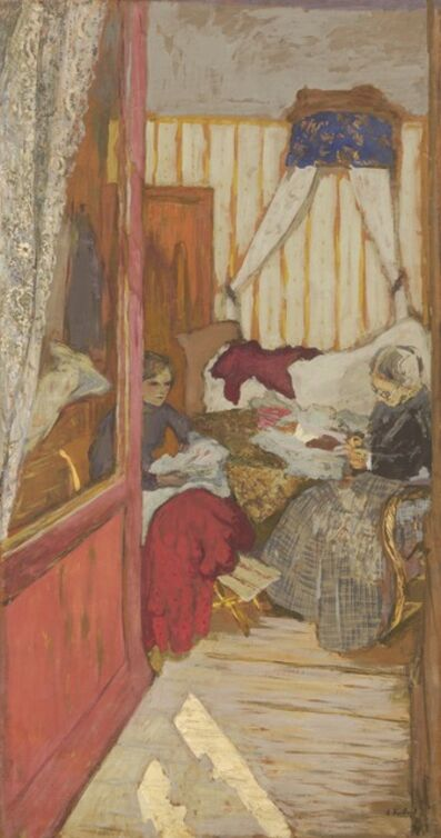Édouard Vuillard, 'Women Sewing', ca. 1912