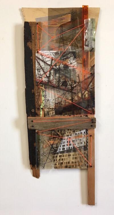 Susan Feldman, 'Crossways', 2017