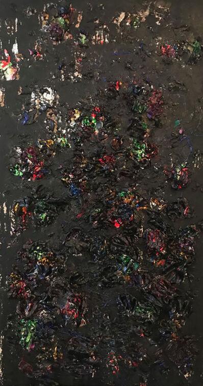 Ismael Lagares, 'BLACK VI', 2018