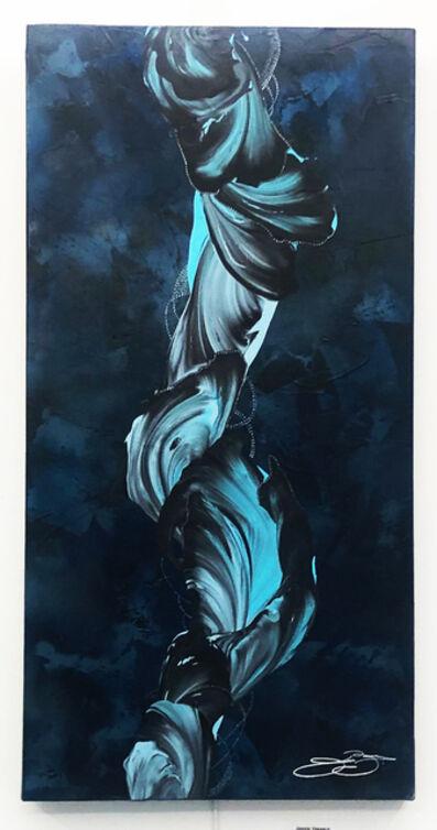 Jessie Vasseur, 'Mouvement Bleu', 2018