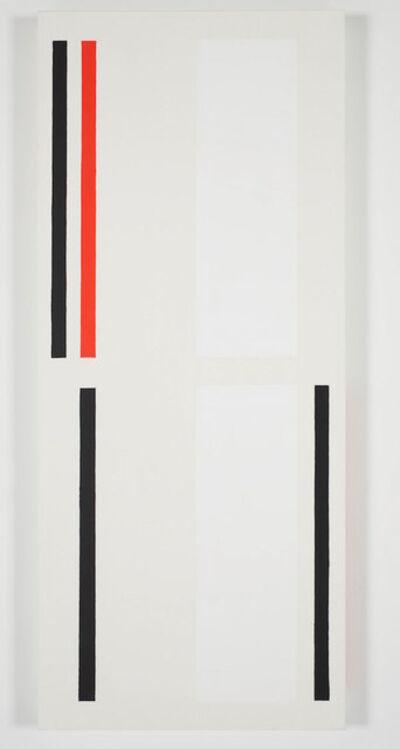 César Paternosto, 'Segmentos I', 2012