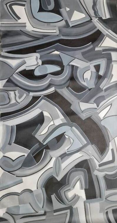 """Amit Kalla, 'Abstract Painting, Acrylic on Canvas, by Contemporary Indian Artist """"In Stock""""', 2015-2020"""