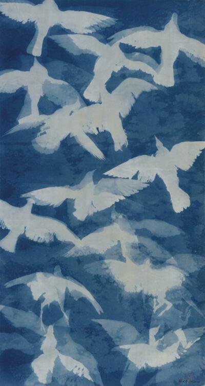 Zhang Dali, 'Pigeons No. 1', 2013