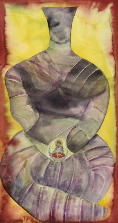 Francesco Clemente, 'Talismans #4', 2016