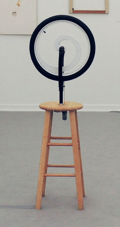 Eduardo Costa, 'The Duchamp/Costa Wheel', 1976-2009