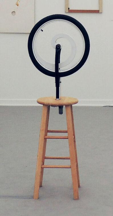 Eduardo Costa, 'The Duchamp/Costa Wheel', 1976-2009