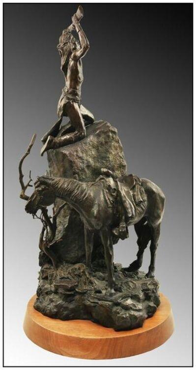 Joe Beeler, 'Apache Telegraph', 20th Century