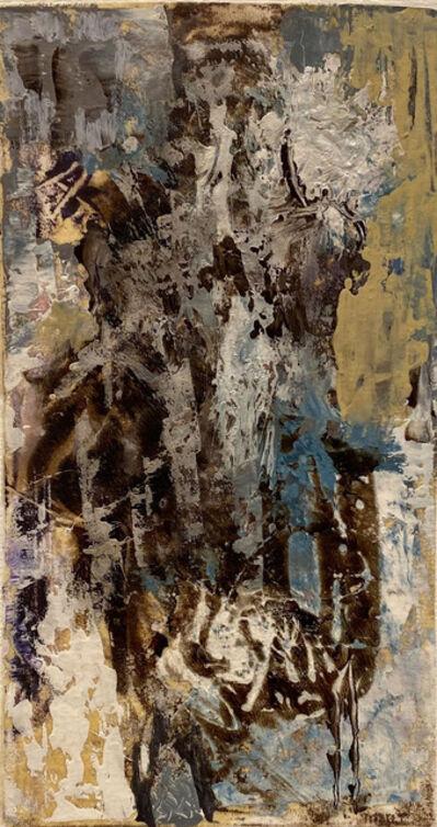 Sasha Meret, 'Chthonic Rider', 1996