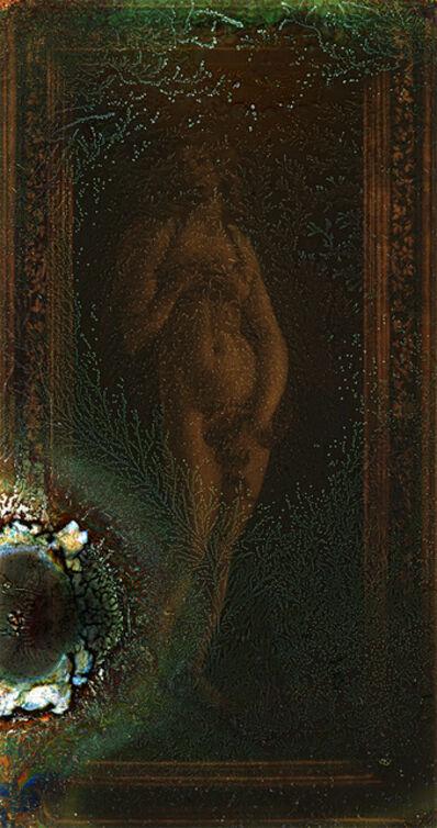 Wolfgang Ganter, 'sandro botticelli, venus pudica no.2', 2018