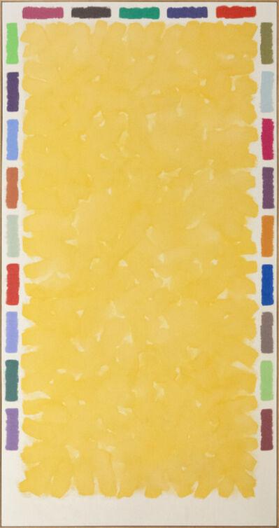 Milly Ristvedt, 'Summer Window', 1973